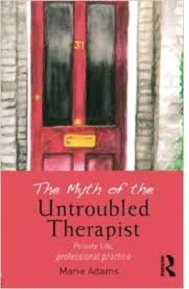 untroubled therapist